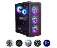 Компьютер Зеон для современных игр, стриминга, работы с фото и видео [S80W]